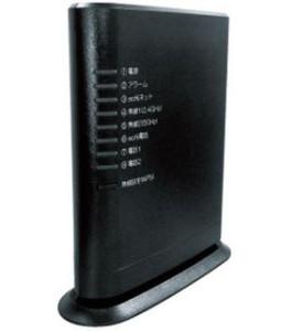 eo-RT100無線ブロードバンドルター