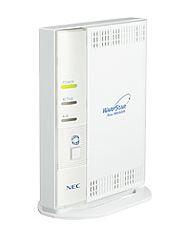 NEC無線親機の形写真2