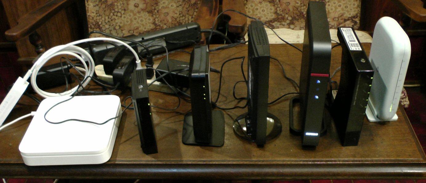 電波の強い無線LANでおすすめの製品を教えて欲しい