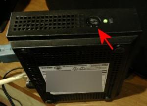 CG-WLR300NMのWPSボタン