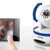 インターネットを引けない建築現場に防犯カメラを設置するのに必要な機材の説明とプライベートIPのVPNポート開放説明