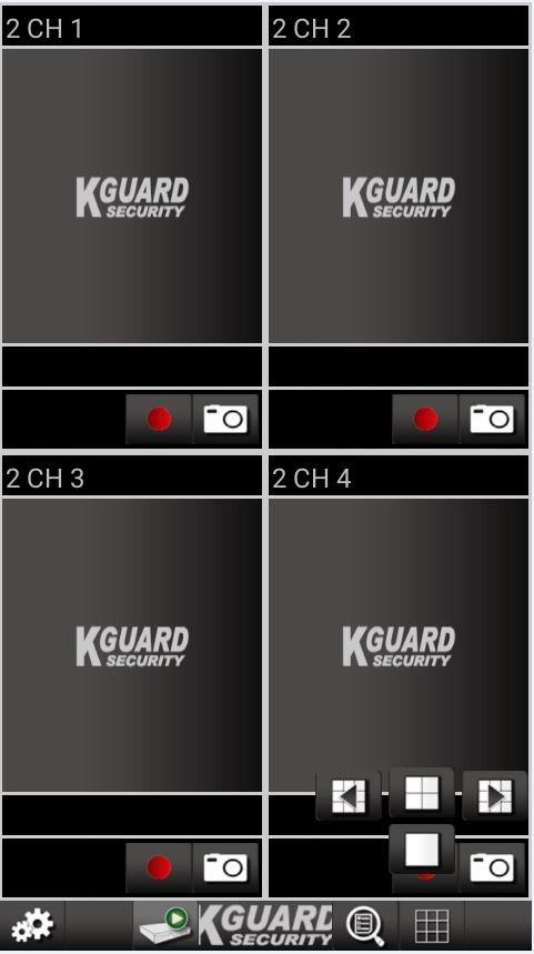 スマートフォンで防犯カメラKGUARDの映像が見られないもう一つの原因データ容量制限について