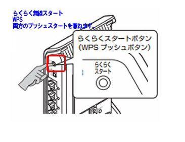WF1200HP2 Wi-Fiつなぎ方の説明