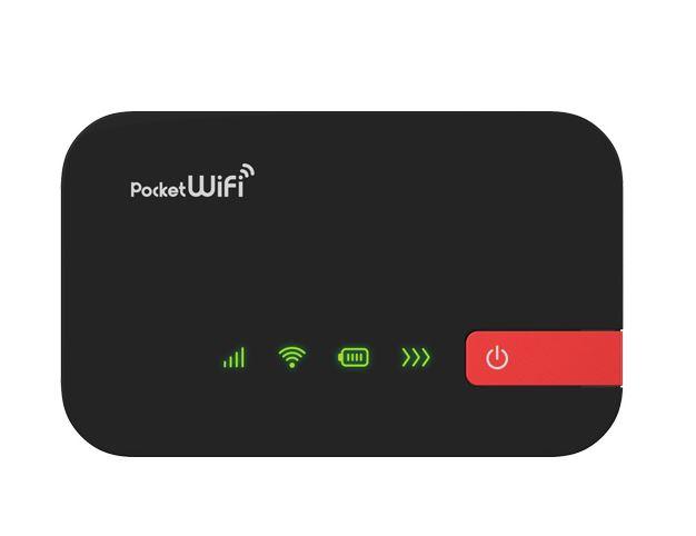 Pocket WiFi 506HW 本体