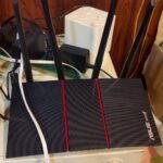 ASUS RT-AX55 Wi-Fi6対応ルーター